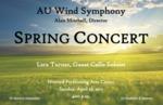 AU Wind Symphony Spring Concert