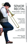 Trombone Degree Recital - Kenneth Andrade
