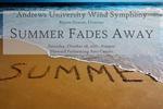Summer Fades Away