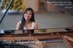 Lady Abigail Imperio Piano Recital