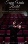 Hadid Cortez - Senior Violin Recital