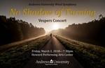 AU Wind Symphony Vespers Concert