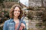 Tiffany Steinweg - Violin Junior Recital