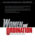 Women and Ordination: Biblical and Historical Studies by John W. Reeve