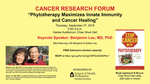 Cancer Research Forum by School of Health Professional, Andrews University