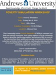 Poverty Stimulation Worshop by Andrews University