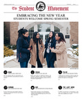 EMBRACING THE NEW YEAR STUDENTS WELCOME SPRING SEMESTER by Andrews University