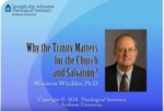 16.Why the Trinity Matters for the Church and Salvation? by Woodrow W. Whidden