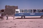 Umm El Jamal-Jett Tour Bus by Larry Mitchel