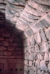 Umm El Jamal-Ceiling Corbels by Larry Mitchel