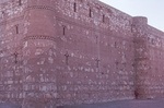 Large Desert Castle-Exterior Defensive Wall