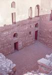 Large Desert Castle-Interior Courtyard