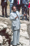 End Of Dig-Celeb Tour-Prince Ra'ad bin Zeid by Larry Mitchel