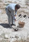 End Of Dig-Celeb Tour-Prince Ra'ad bin Zeid Digging