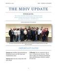 THE MDIV UPDATE! by Fernando Ortiz