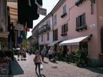 Street Scene in Torre Pellice