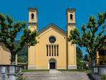 The Waldensian Church in Torre Pellice (Front Steps)