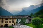 Village of Bobbio Pellice