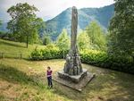 Monument at Chanforan
